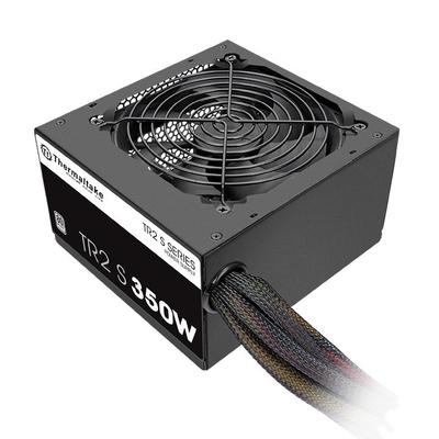 Thermaltake TRS-350AH2NK Power supply unit - Zwart