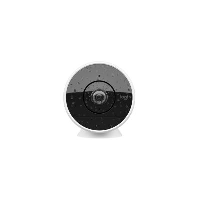 Logitech beveiligingscamera: Circle 2 - Wit