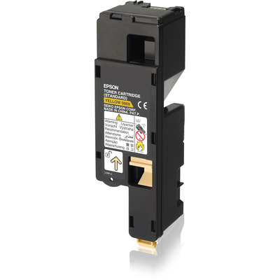 Epson Standard Capacity Cartridge Yellow 0.7k Toner - Geel