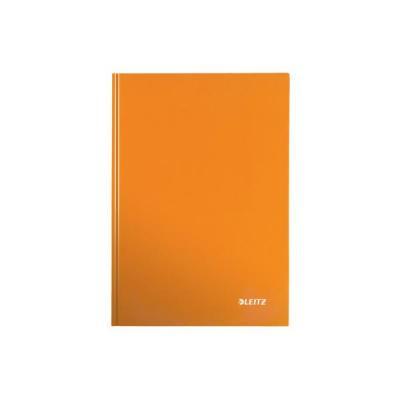 Esselte schrijfblok: Leitz WOW Hardcover A5 - Oranje