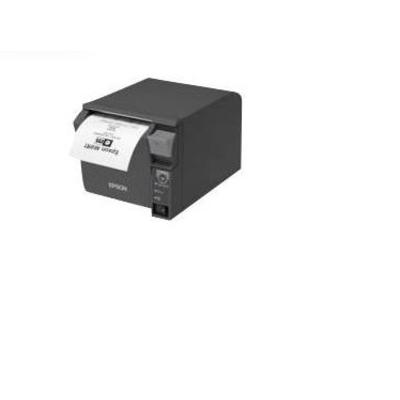 Epson pos bonprinter: TM-T70II (025A0) - Zwart