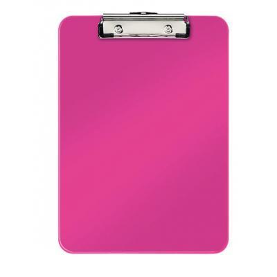 Leitz klembord: WOW Klembord roze
