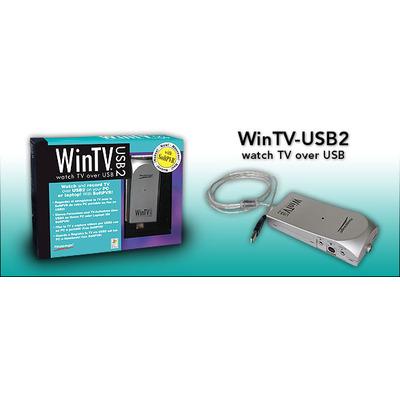 Hauppauge WINTV - USB2 TV tuner