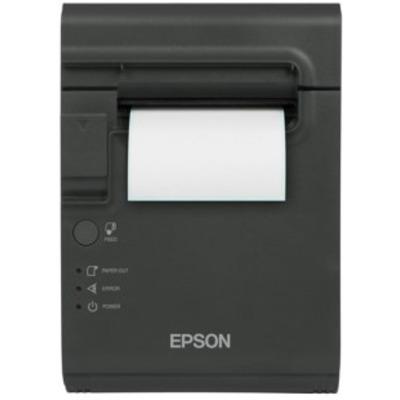 Epson TM-L90 Liner-free Labelprinter - Zwart