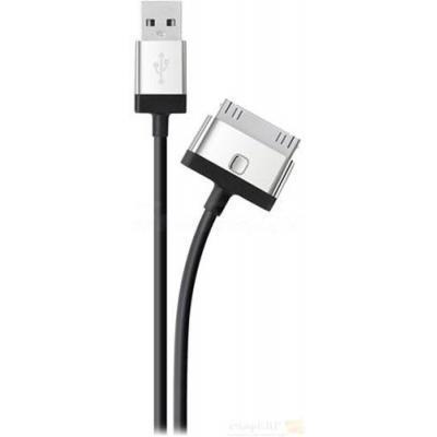 Belkin kabel: F8J126BT1M - Zwart