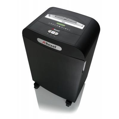 Rexel Mercury RDX2070 Cross Cut Shredder Papierversnipperaar - Zwart