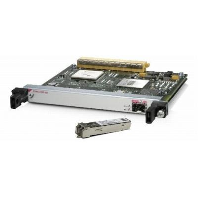 Cisco netwerkkaart: 1-Port OC-12c/STM-4c POS Shared Port Adapter - Zilver (Open Box)