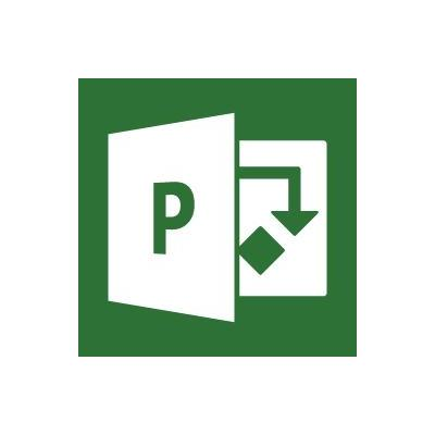 Microsoft Project 2019 Software licentie