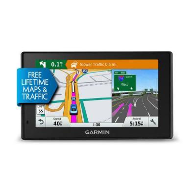 Garmin navigatie: DriveSmart 50LMT - Zwart