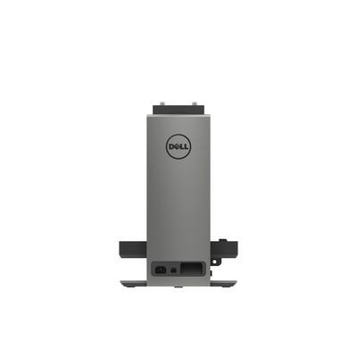 Dell cpu steun: OptiPlex Small Form Factor all-in-one standaard - Zwart, Grijs