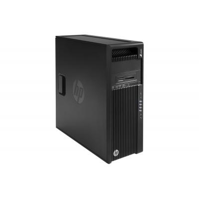 Hp pc: Z440 workstation - Zwart