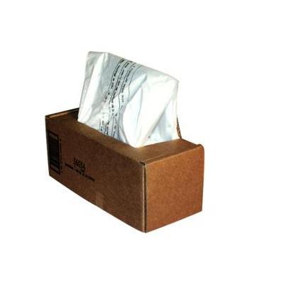 Fellowes papier-shredder accesoire: Papiervernietiger opvangzakken - Transparant