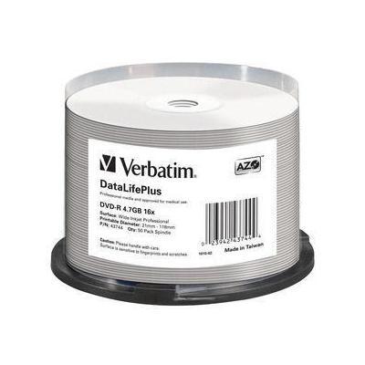 Verbatim DVD: DVD-R 16x DataLifePlus