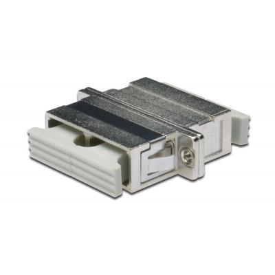 Digitus fiber optic adapter: DN-96015-1 - Metallic