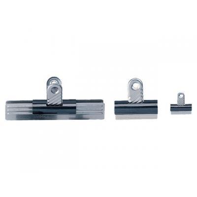 Avery wall of board clip: Papierklem Bulldog 50/13mm magn/ds 12