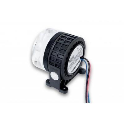 Ek water blocks cooling accessoire: EK-XTOP Revo D5 PWM - Plexi (incl. pump) - Zwart, Wit