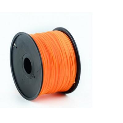 Gembird PLA plastic filament voor 3D printers, 1.75 mm diameter, oranje 3D printing material