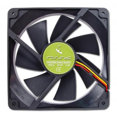 Rasurbo BAF12025RET Hardware koeling