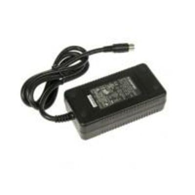 Zebra AC Adapter, 110-240V Netvoeding - Zwart