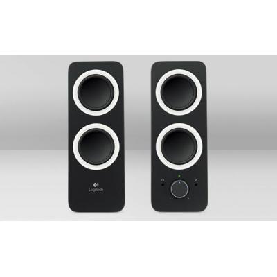 Logitech draagbare luidspreker: Z200 - Zwart