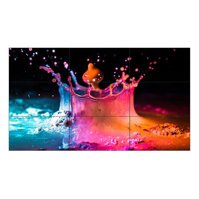 Samsung Full HD Video Wall UDE-A 55 inch Public display - Zwart