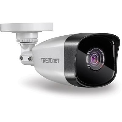 Trendnet TV-IP324PI Beveiligingscamera - Zwart, Wit