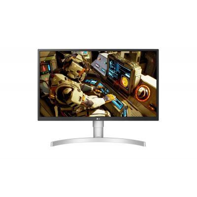"LG 27UL550 27"" UHD 4K HDR Monitor - Zilver"