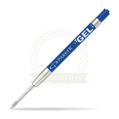 Parker Gel Pen Refill Blue, Medium, Blue Pen-hervulling - Blauw
