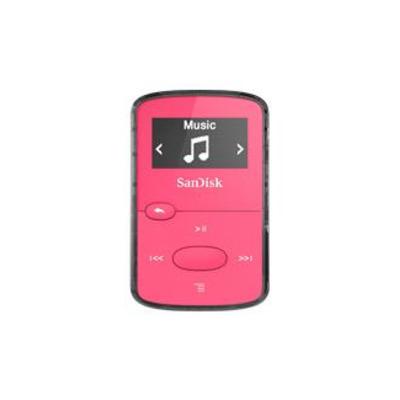 Sandisk SDMX26-008G-G46P MP3 speler - Roze
