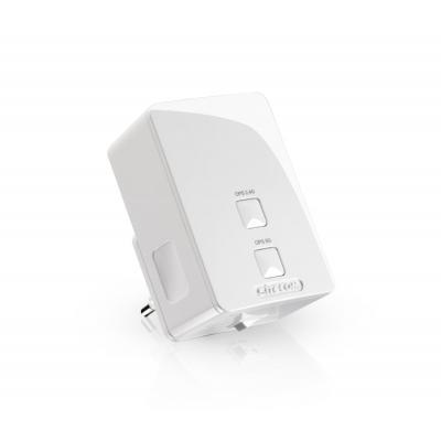 Sitecom netwerk verlenger: WLX-5100 AC750 Wi-Fi Dual-band Range Extender - Wit