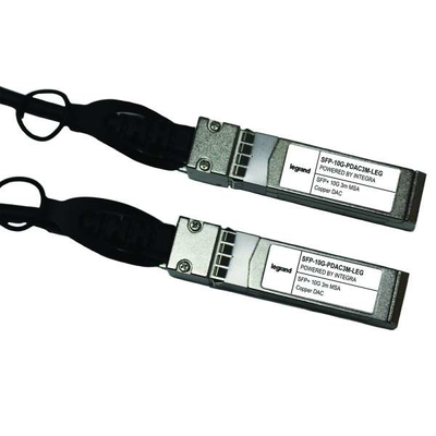Legrand MSA- en TAA-conforme 10GBase-CU SFP+ tot SFP+ Direct Attach Cable (Passieve Twinax, 3m) Kabel