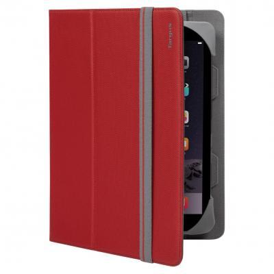 """Targus tablet case: Fit N' Grip 9-10"""" - Rood"""