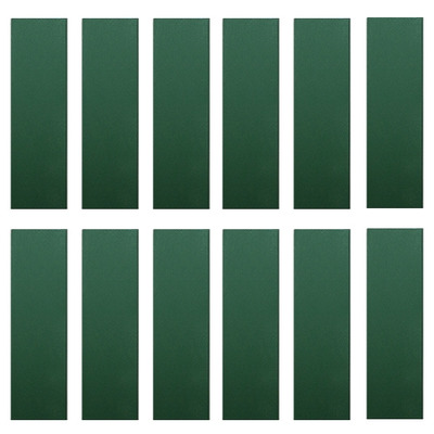 QNAP Thermal pads kit for M.2 SSD module, Silicone, 12pcs. Compound - Groen