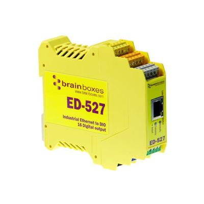 Brainboxes ED-527 Power relay - Geel