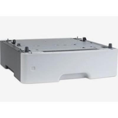 Lexmark 550 Sheet Tray Option Complete - Tray + Base Papierlade - Wit