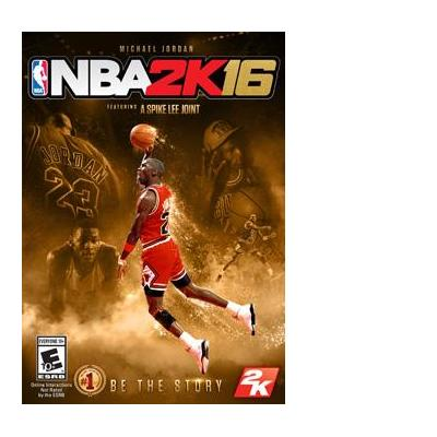 2k game: NBA16 Michael Jordan Edition PC