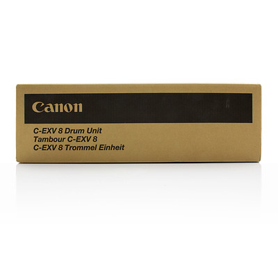 Canon C-EXV 8 Drum - Zwart