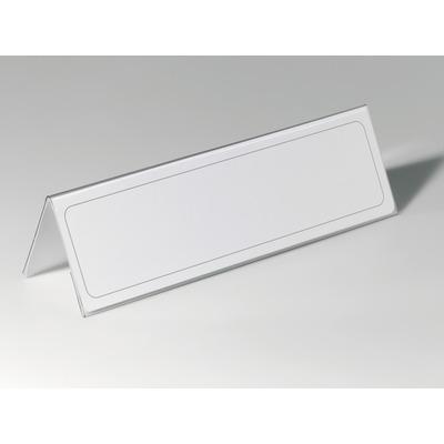 Durable 8053-19 Naambadge - Transparant