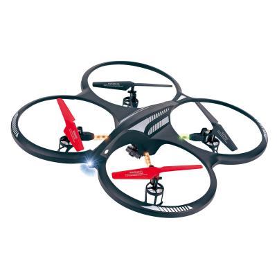 Ansmann drone: RC X-Drone XL Camera RtF - Zwart, Grijs, Rood