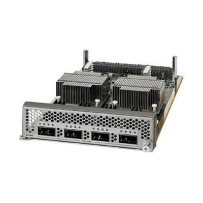Cisco 4-port QSFP expansion module, Spare Netwerk switch module