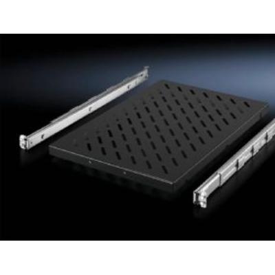 Rittal rack toebehoren: DK 5501.715 - Zwart
