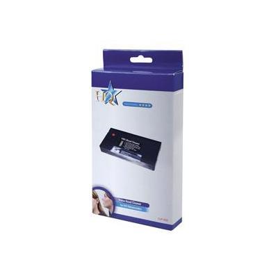 Hq reinigingskit: VHS reinigingscassette - Zwart