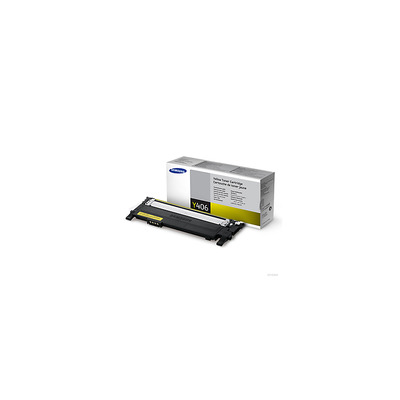 Samsung Yellow 1000 Standaard Pagina's Toner - Geel