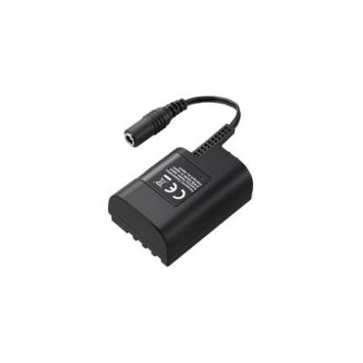 Panasonic DMW-DCC12GU - Koppler fr GH3 Netvoeding - Zwart