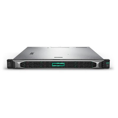 Hewlett Packard Enterprise ProLiant DL325 Gen10 7251 16G 8SFF Server - Zwart, Zilver