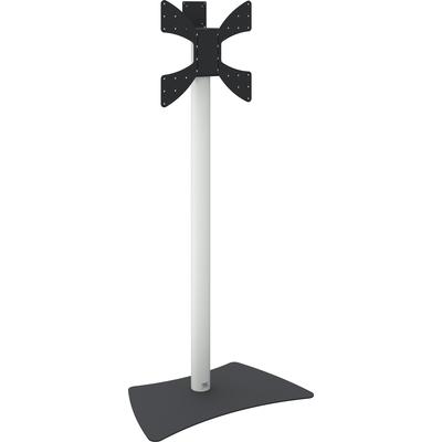 SmartMetals VESA, 400 x 400 mm, 30 kg, 17 kg, Wit, Zwart Monitorarm - Zwart,Wit