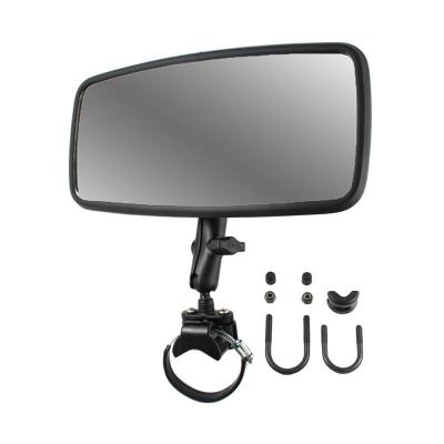 """RAM Mount Double Ball Large Rail Mount with Rear View Mirror, 3.2 lbs., 3.9878 cm (1.57"""") (40mm) - 8.001 cm ....."""