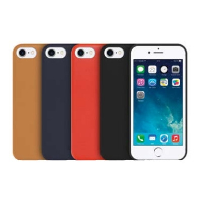 Mobilis Origine protective case for iPhone 7/6/6S Mobile phone case - Rood