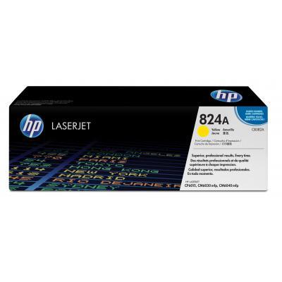 HP CB382A toner