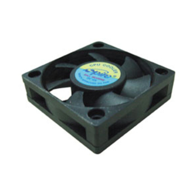 Spire SP04010S1M3 3500 RPM, 23 dBA, 12V, 0.09 A Hardware koeling - Zwart